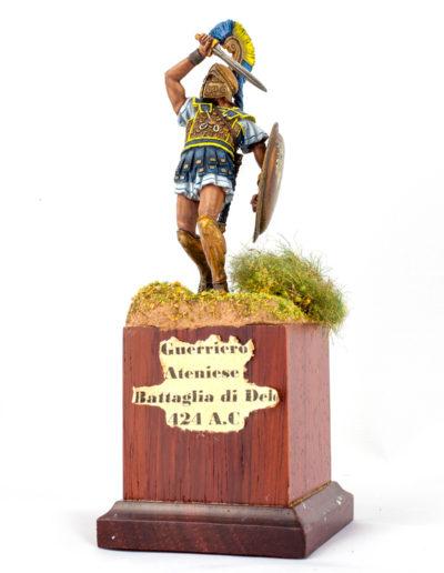 Guerriero Ateniese - Battaglia di Delio (424 A.C.)