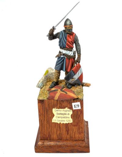 Dante Alighieri - Battaglia di Campaldino (11 giugno 1289)
