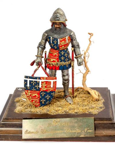 Edoardo Plantageneto - Principe Nero (1330 - 1376)