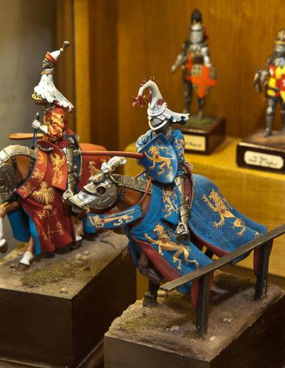 Cavalieri del XV secolo