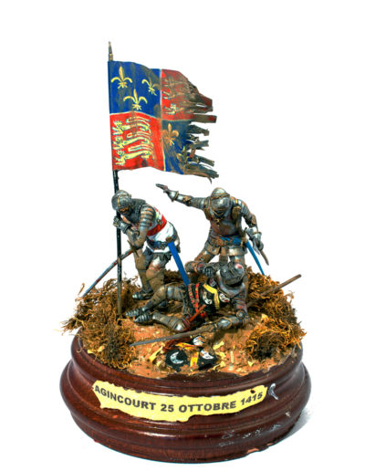Agincourt - 25 ottobre 1415