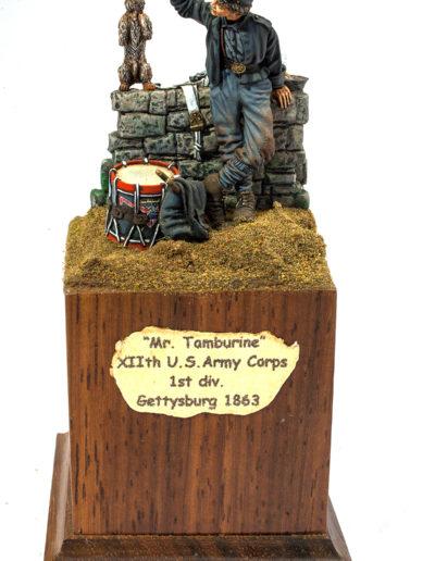Mr. Tambourine U.S. Army Corps - Gettysburg 1863