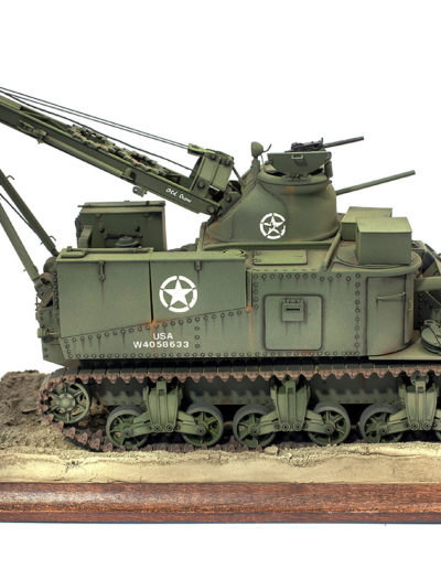 M32 Lee A.R.V. First U.S. Armored Division (Italia 1944)